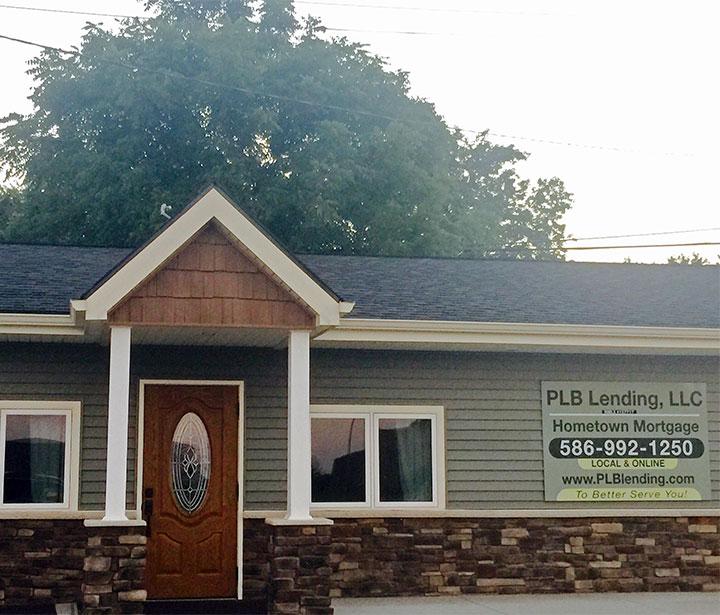 PLB Lending building front